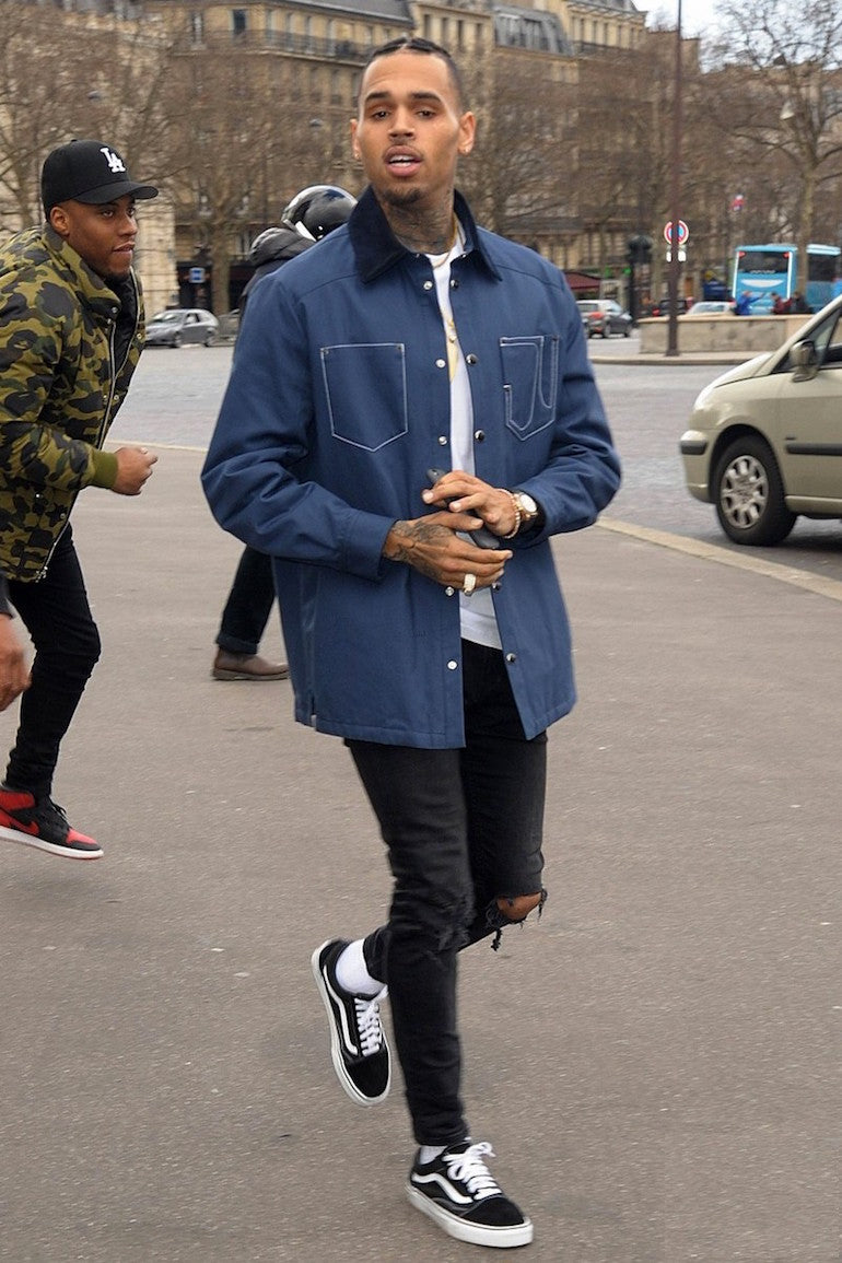 How To Get Chris Brown S Enviable Style