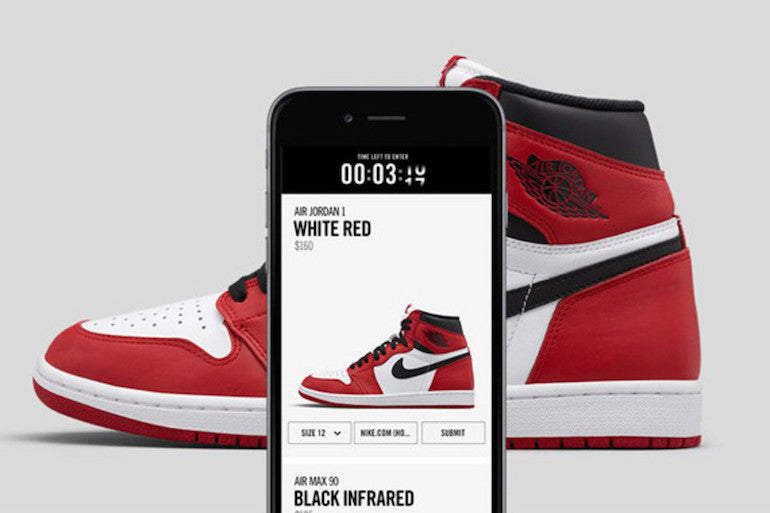 mens street style nike online raffle system