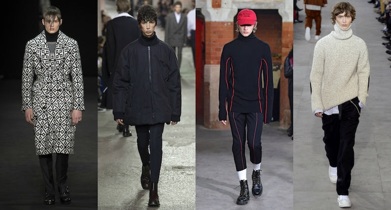 mens trend aw17 roll neck