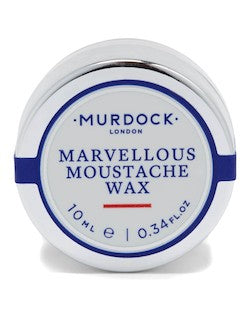 MURDOCK mens Moustache Wax Quince 10ml
