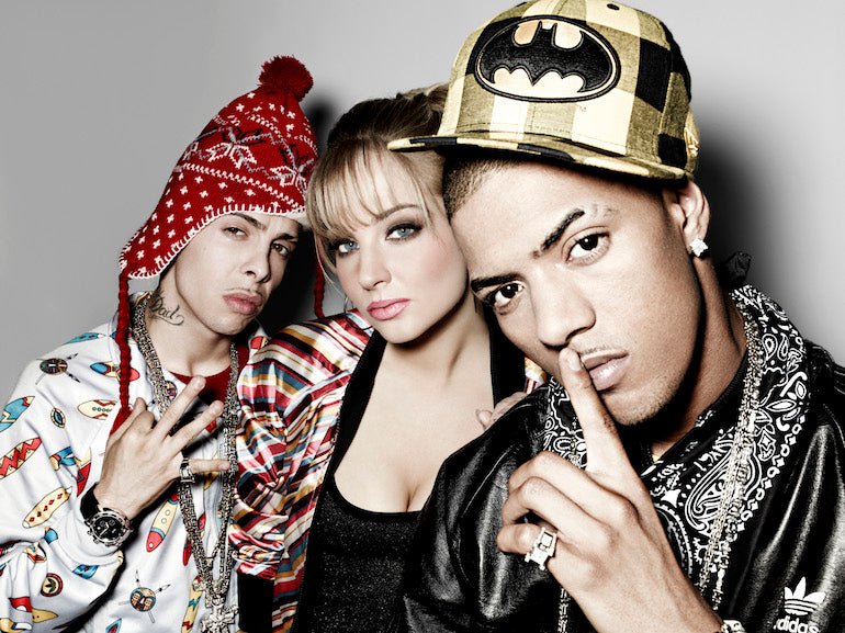 N-Dubz young mens