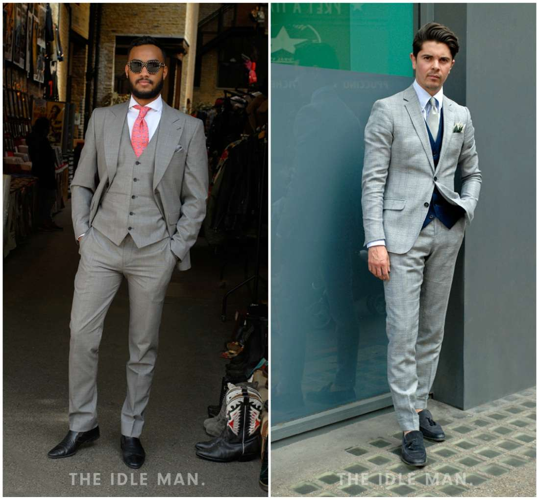 outfit grid how to achieve the tie dimple men smart formal suits accessories