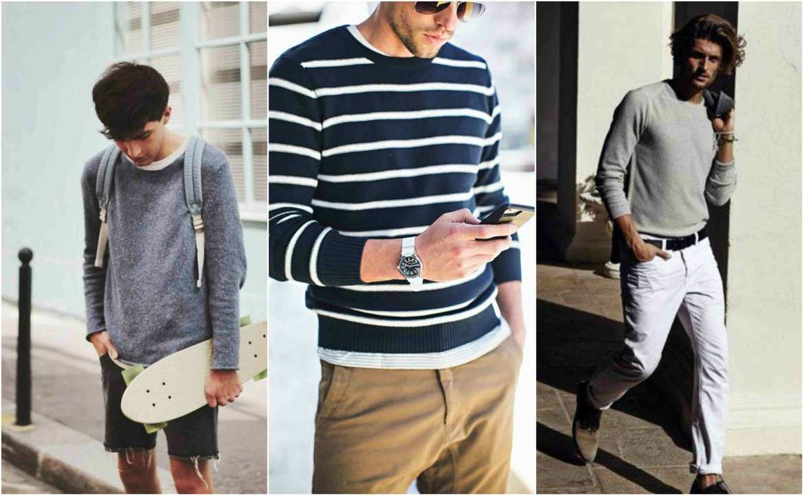 outfit grid summer jumpers styles hot sunny