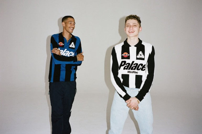 palace skateboards clothing
