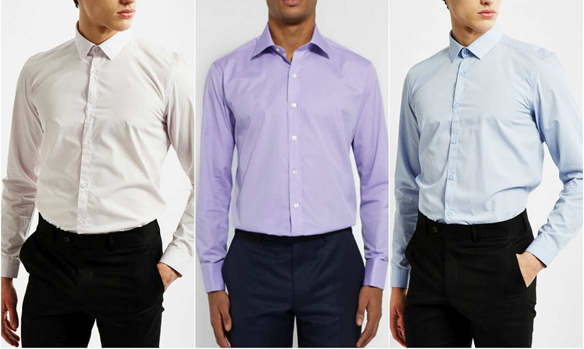 How To Style Coloured Shirt And Tie Combinations