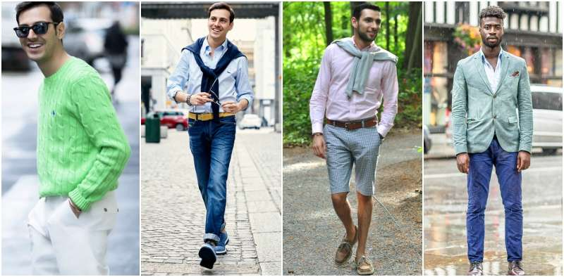 e4d3c0ee38d ... in the trend. preppy look street style