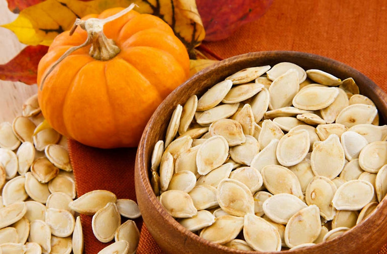 pumpkin seeds good for skin hair health