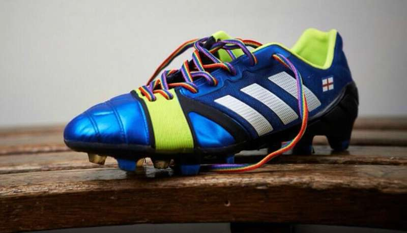 rainbow laces- wonderkid