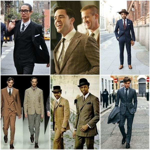 How to Dress Like The Kray Twins