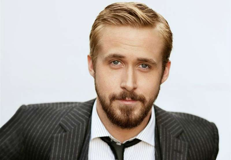 Ryan Gosling comb over