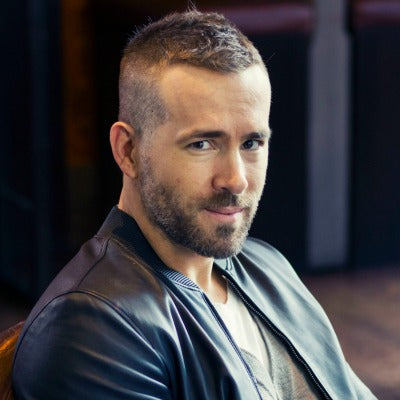 ryan reynolds short mens hair thinning