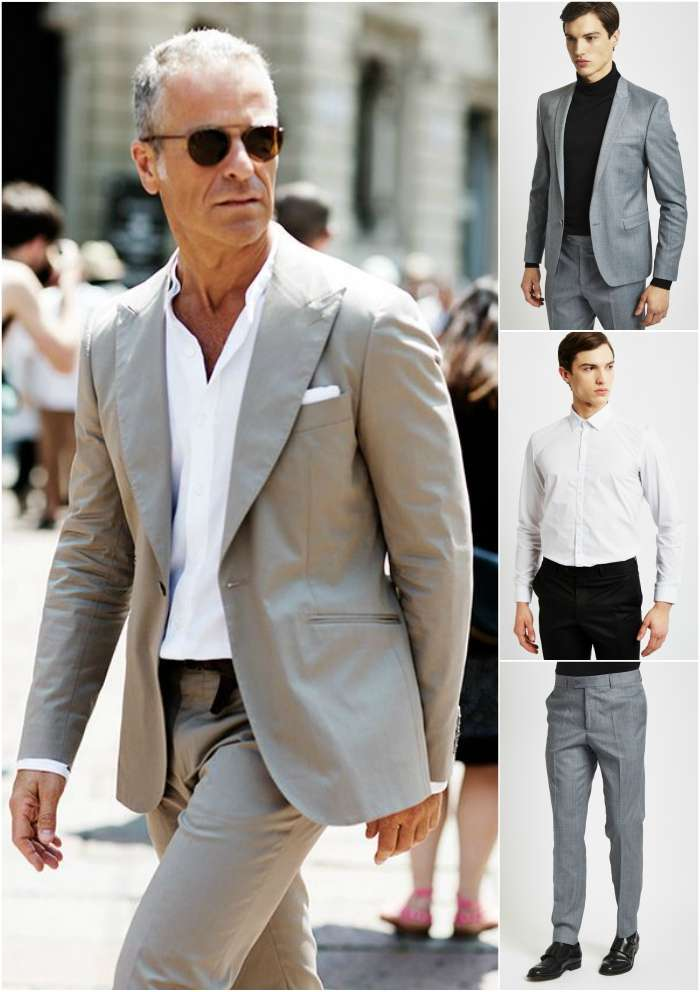 sartorialist style suits