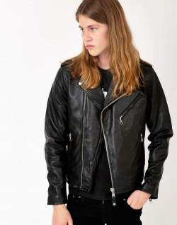 NYC Perfecto mens Biker Jacket
