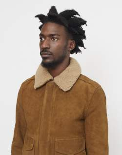 schott-nyc-suede-pilot-jacket-brown