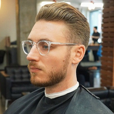 How To Get The Pompadour Haircut