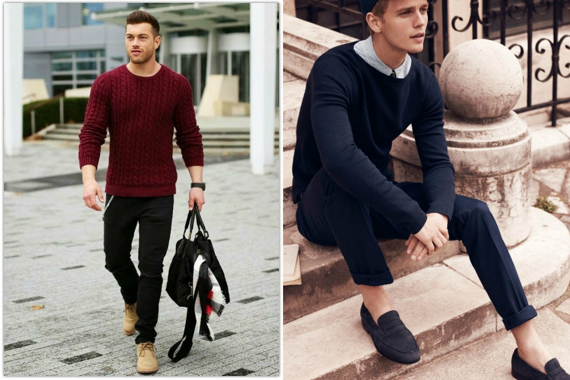 smart casual outfits men