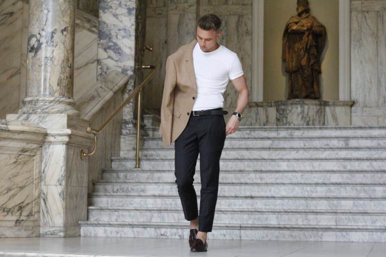smart casual street style
