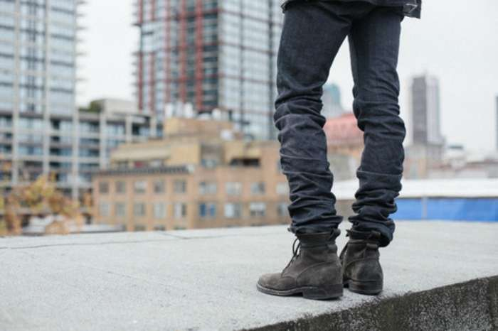 stacked-jeans-mens-fashion-boots