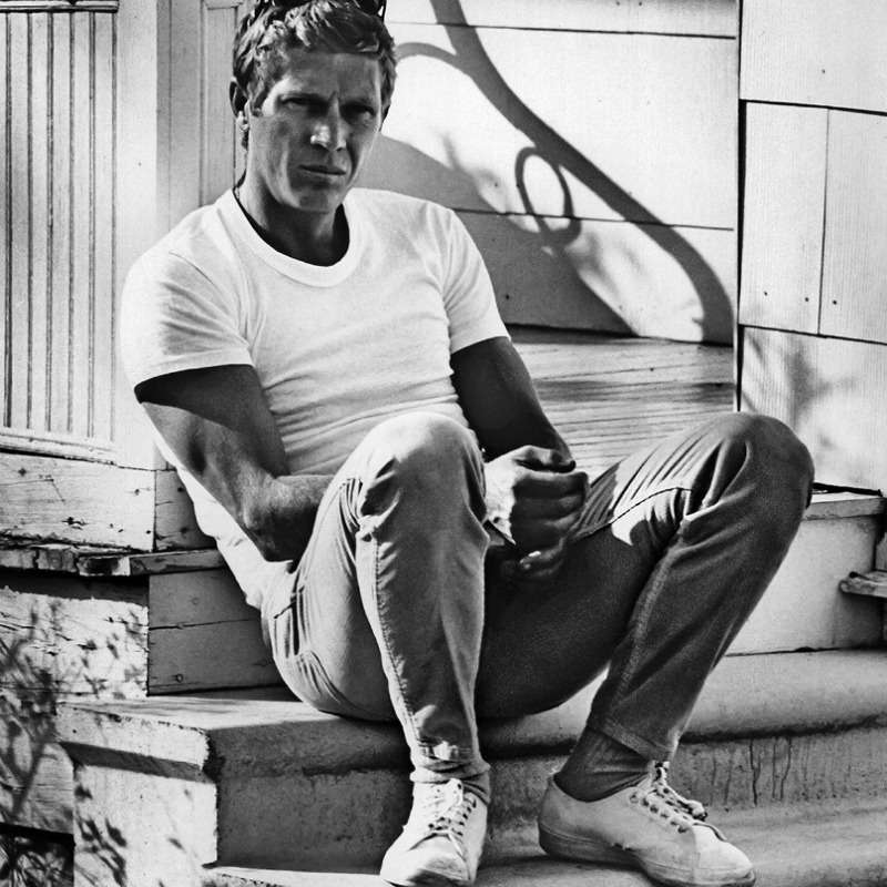 How to Dress Like Movie Icon Steve McQueen