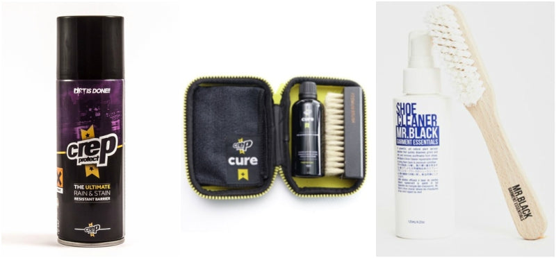 suede care products