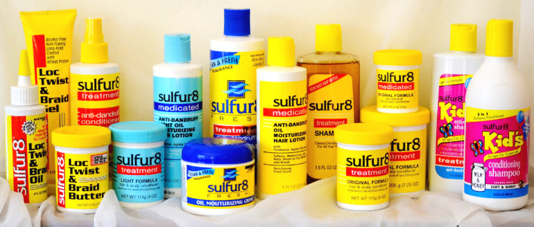 sulfur 8 products