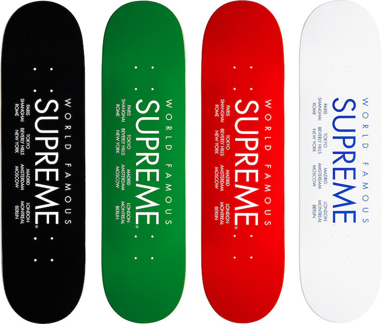 supreme skateboards nyc
