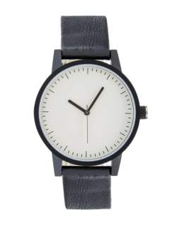 mens SIMPLE WATCH Kent Black/White