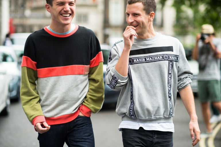sweater streetstyle men