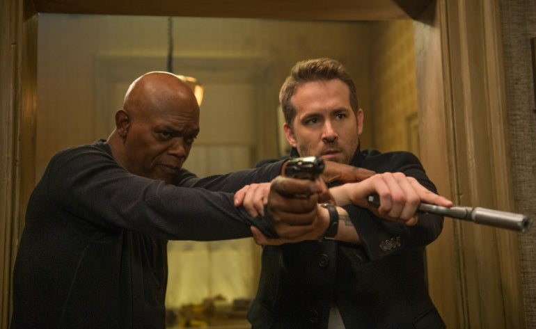 the hitmans bodyguard action film