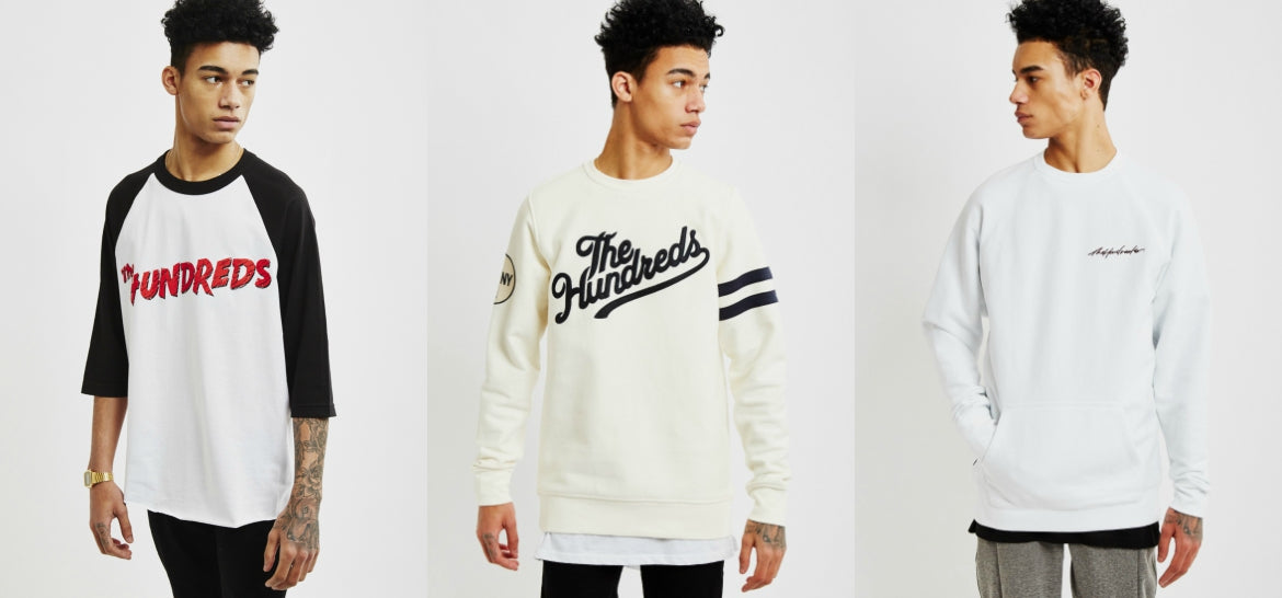 the hundreds man mens streetwear urban clothes