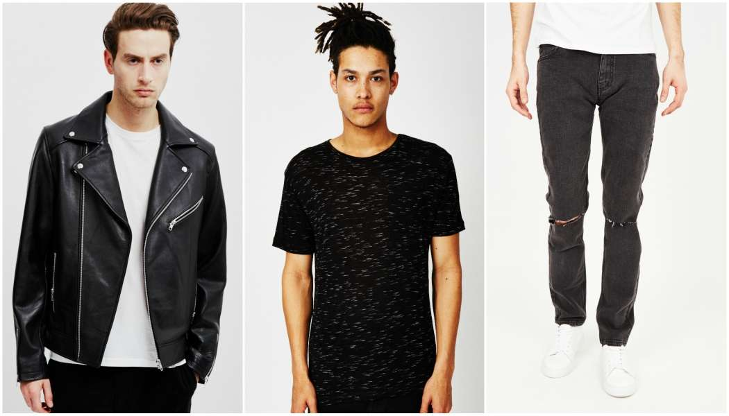 the-idle-man-black-leather-jacket-black-tshirt-grey-jeans-outfit-grid