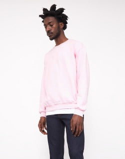 The Idle Man Classic Sweatshirt Pink