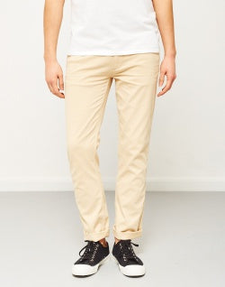 Idle Man Slim Fit Chino Stone