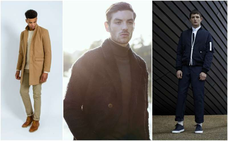 mens street style the idle man overcoat