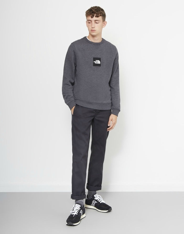the north face mens sweatshirt