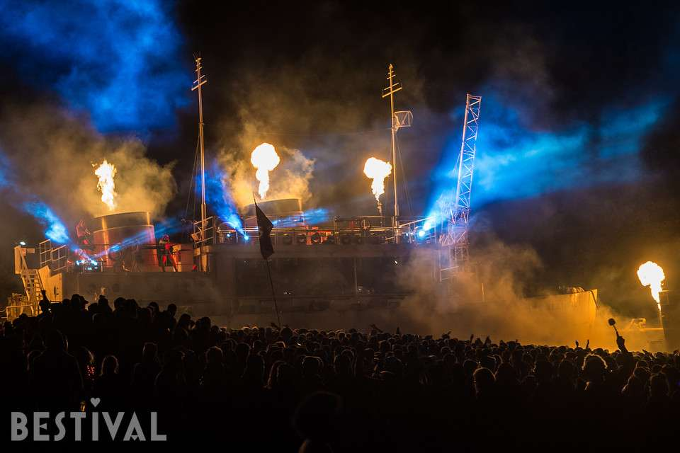 the port stage bestival