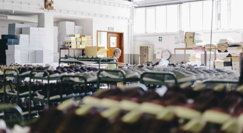 the vivobarefoot factory