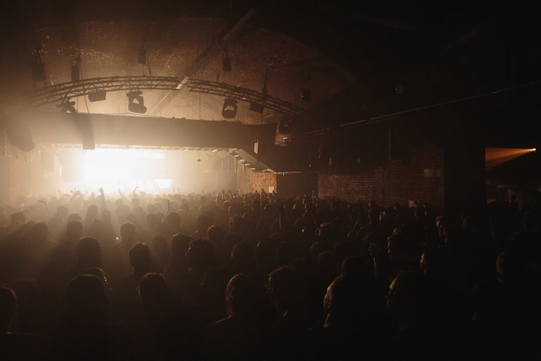 the warehouse project opening