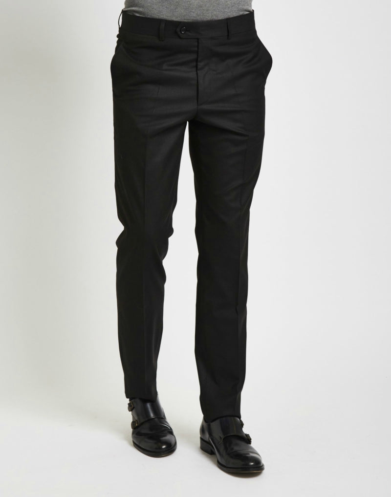 Suit Trousers in Skinny Fit black mens