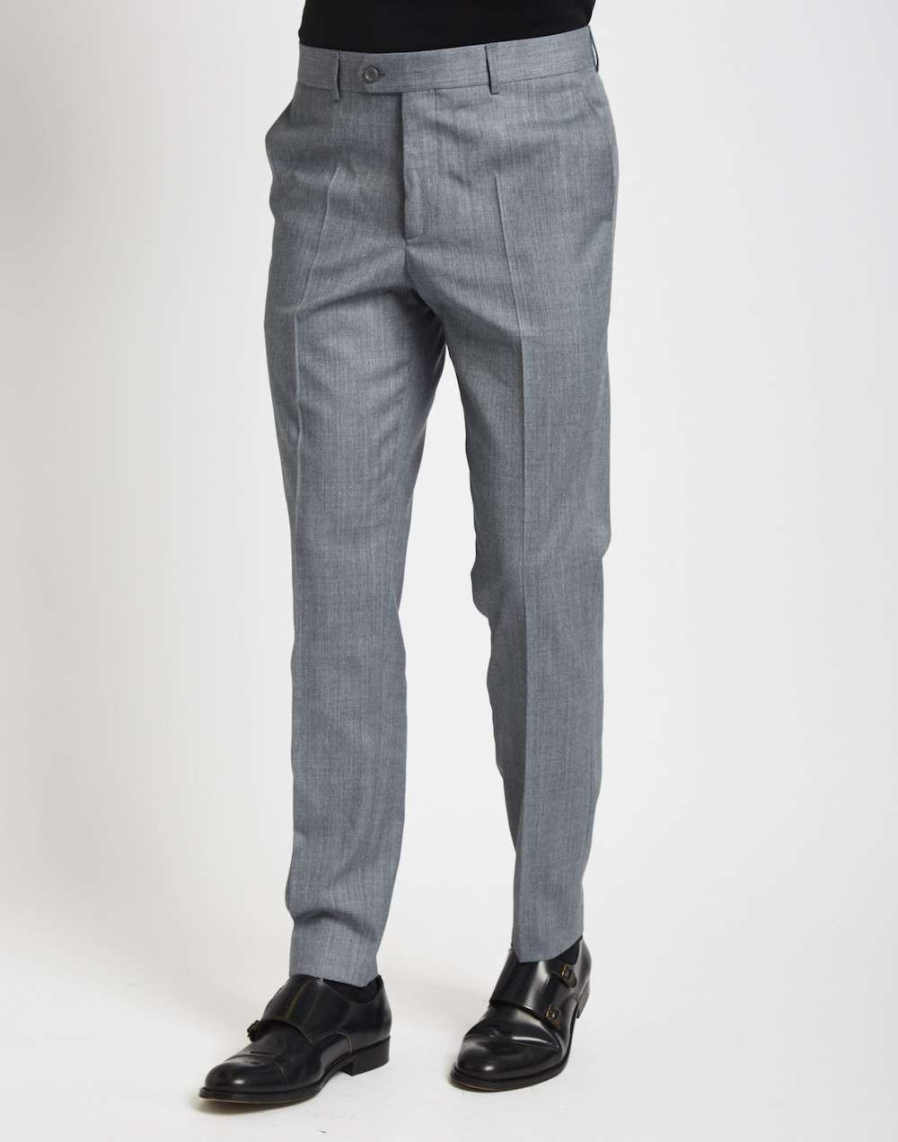 The Idle Man Grey mens Trousers
