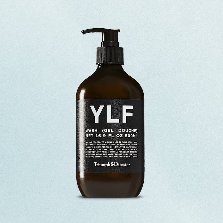 triumph and disaster ylf shower gel