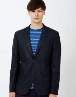 The Idle Man Tweed Blazer