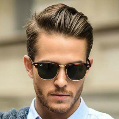 4 Timeless Comb Over Hairstyles for Men
