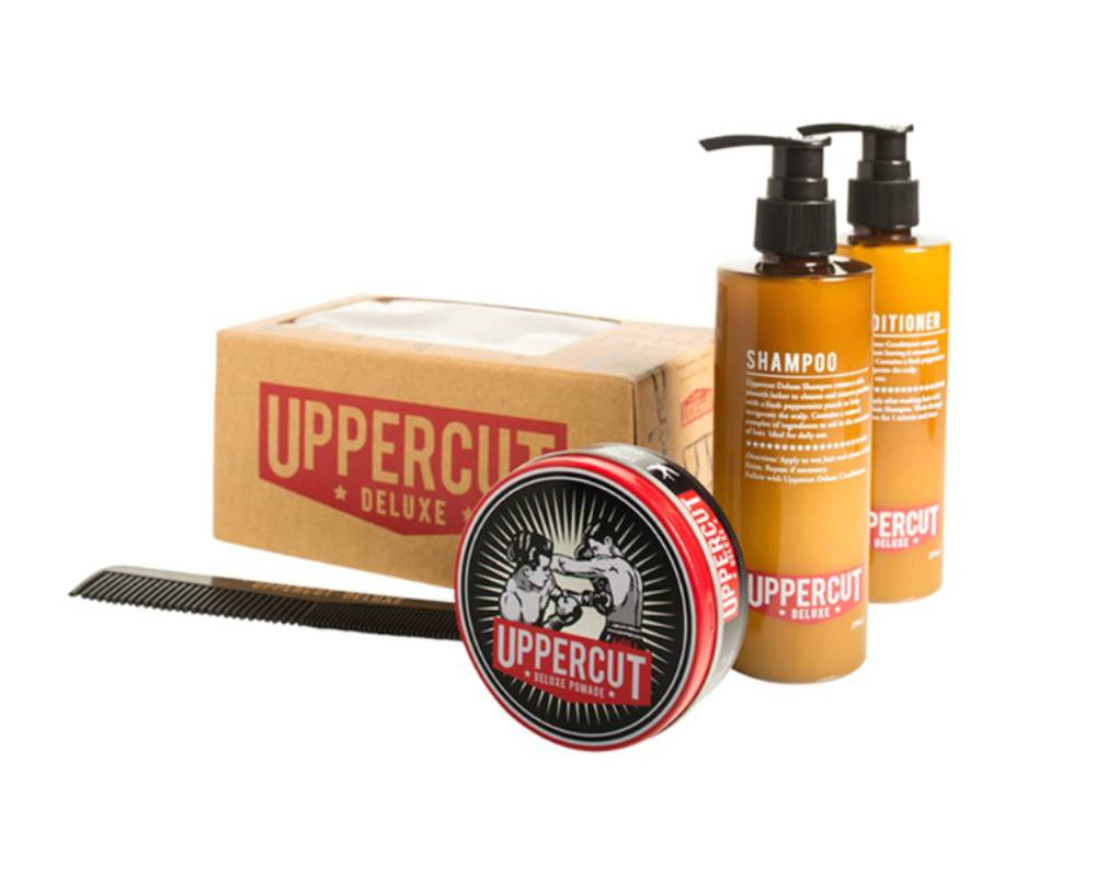 uppercut hair mens styling bundle
