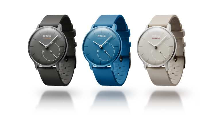 withings activite pop workout watch outdoor
