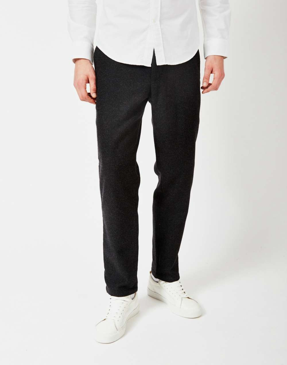 GANT RUGGER Textured Smarty Pants Blue