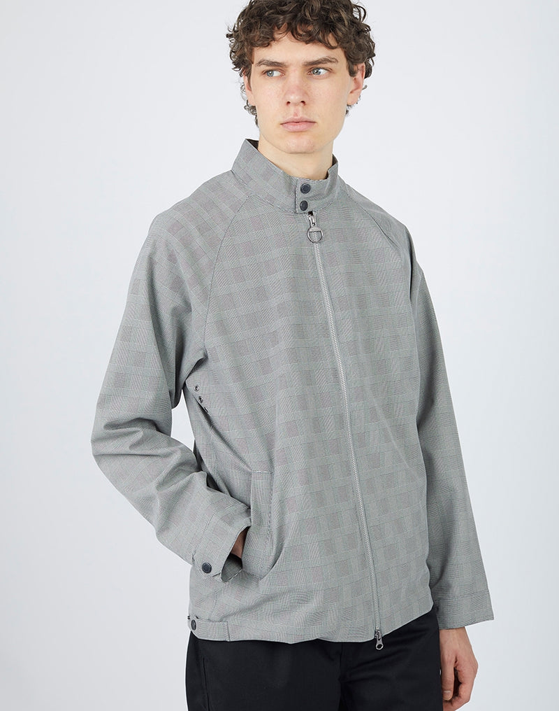 Barbour - Brigard Casual Jacket Neutral Check