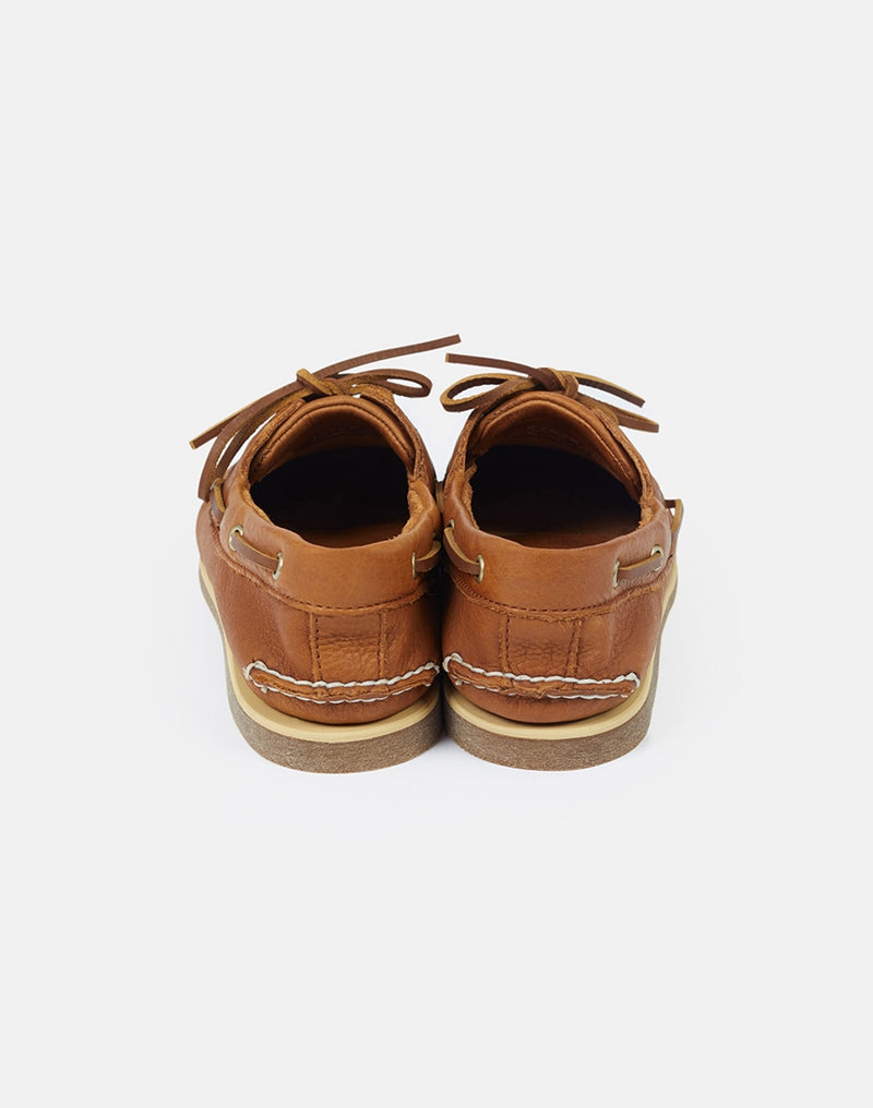 Timberland - Classic 2 Eye Boat Shoes Tan