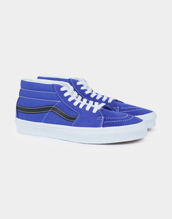 Vans - Sk8 Mid Retro Sport Trainers Royal Blue