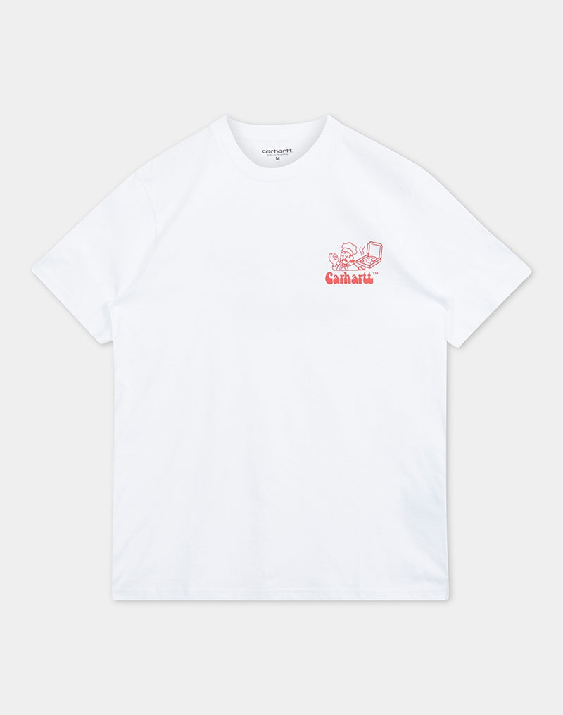 Carhartt WIP - Short Sleeve Bene T-Shirt White